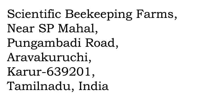 honey kart India address