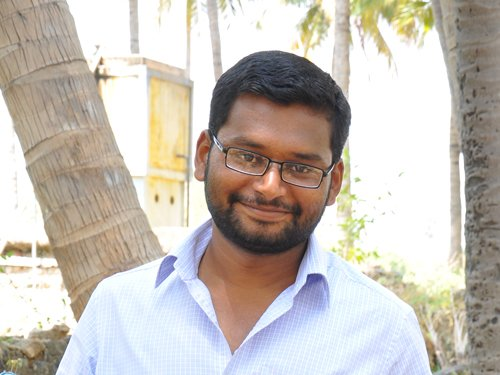 Founder of Honeykart krishnamurthy